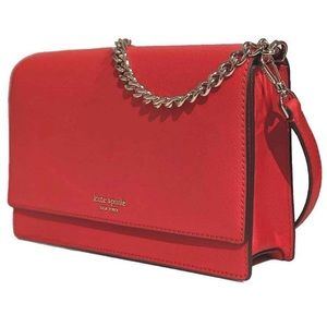 NEW Kate Spade Red Crossbody- authentic with tags